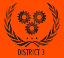 District 3 by Rachael Thomas