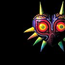 zelda majora&#x27;s mask by aaronnaps
