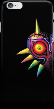 zelda majora's mask by aaronnaps