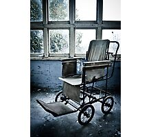 The Wheelchair ~ St Gerard's  Photographic Print