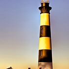 Bodie Lighthouse by Dawn Crouse