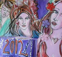 1-1-12  - Happy 2012 My Dear RB Friends by Anthea  Slade