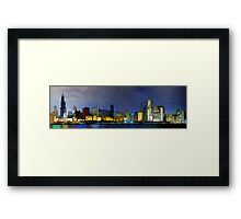 Chi-Town Framed Print