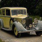 Vintage Royce by sundawg7