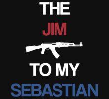 The Jim To My Sebastian by KitsuneDesigns