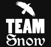 Team Snow by nimbusnought