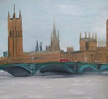 London by Monika Howarth