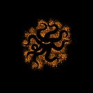 Azathoth iPhone Case by raygunrobyn