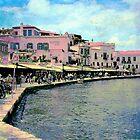 The Venetian Port of Chania by Igor Shrayer
