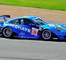 Proton Competition Porsche No 63 by Willie Jackson