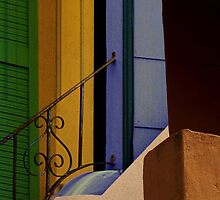 Architectural Detail, San Francisco by Jane Underwood