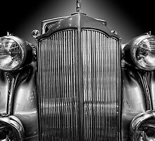 1938 Packard by Kurt Golgart