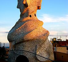 Tower of La Pedrera by Bug's World