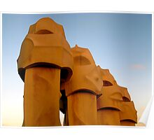The Soldiers of la Pedrera Poster