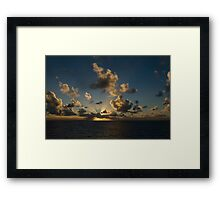 For George - Sunrise Of The Lonely Spirits Framed Print