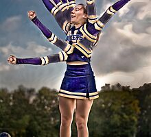 Cheer 8 by Peter Maeck
