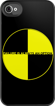 Failure Is Always An Option by Maxdoggy