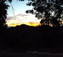 Sunset In The San Bernardino Mountains-2 by Bearie23