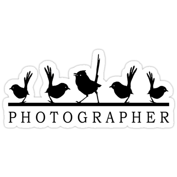 Bird Photographer Tee #2 by Barb Leopold
