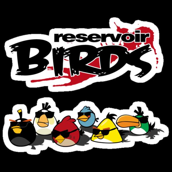 Reservoir Birds by Faniseto