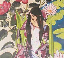 A Lady of Shallott by Kanchan Mahon