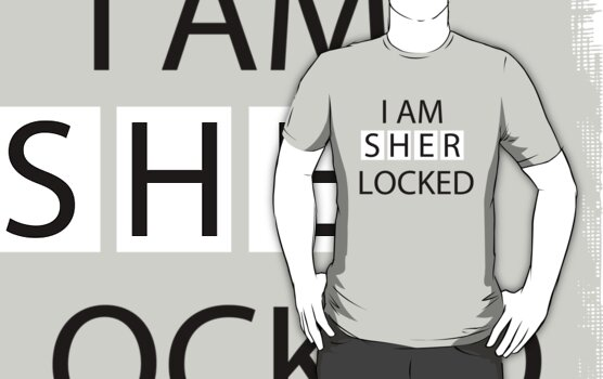 SHERLOCKED by Frazer Varney