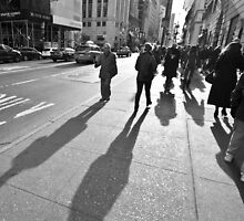 Shadows on 5th by SomeGuyInNJ