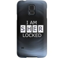 I AM SHER - LOCKED iPhone Case Samsung Galaxy Case/Skin