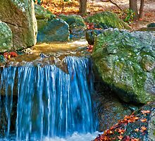 Blue Water Spring by Vac1