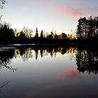 dawn by Jari Hudd