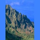 Na Pali Coast II by Heidi Hermes