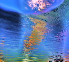 Globular Water World by Marc Stefano