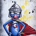 SUPER GROVER by Jose Gomez