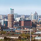 Leeds Skyline by Ian Wray