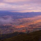 Sunrise on Wanaka by Bearfoote