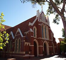 Ross Memorial Church by kalaryder