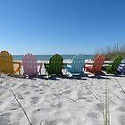 Rainbow Beach by Chris Andruskiewicz