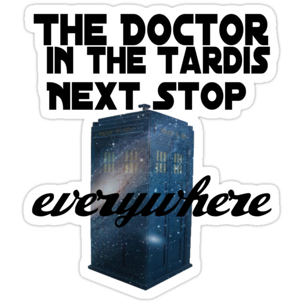 The Doctor in the TARDIS by GatewayLesbian