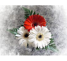 Bouquet. Photographic Print