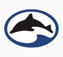 Vintage Lego Dolphin Divers T-Shirt by Dan & Emma Monceaux