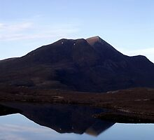 The Stac and Cul Mor  by mfsutherland