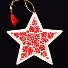 Christmas Star by Anne Gilbert
