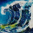 The wave's power 2 by © Pauline Wherrell