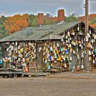Cape Neddick Float Shack by John Butler