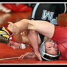 Center Grove vs Perry Meridian Wrestling 1 by Oscar Salinas