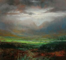 Glencoe Light Study by scottnaismith