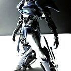 Transformers Prime Arcee Toy by kchm76