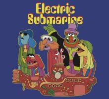 Electric Submarine (The Muppets / The Beatles) T-Shirt