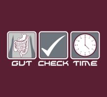GUT CHECK TIME by popnerd