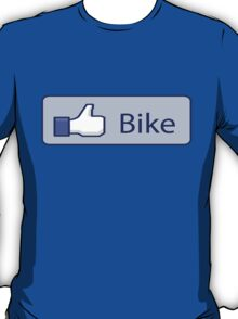 Like Bike Thumbs Up T-Shirt
